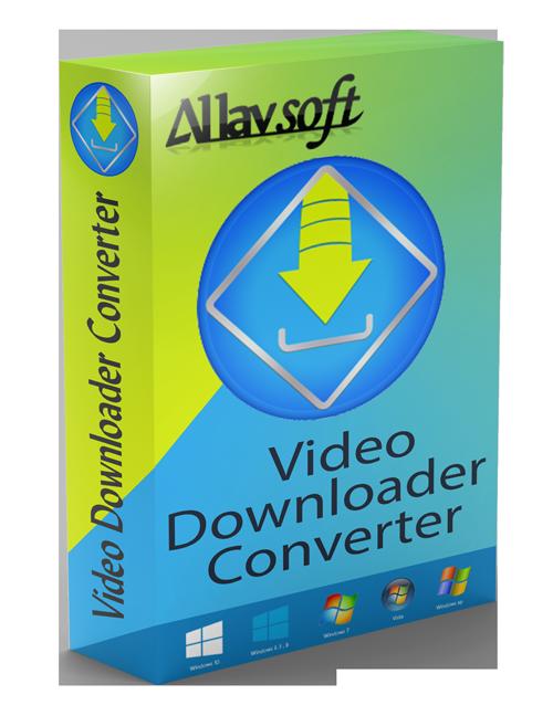 Логотип программы Allavsoft Video Downloader Converter