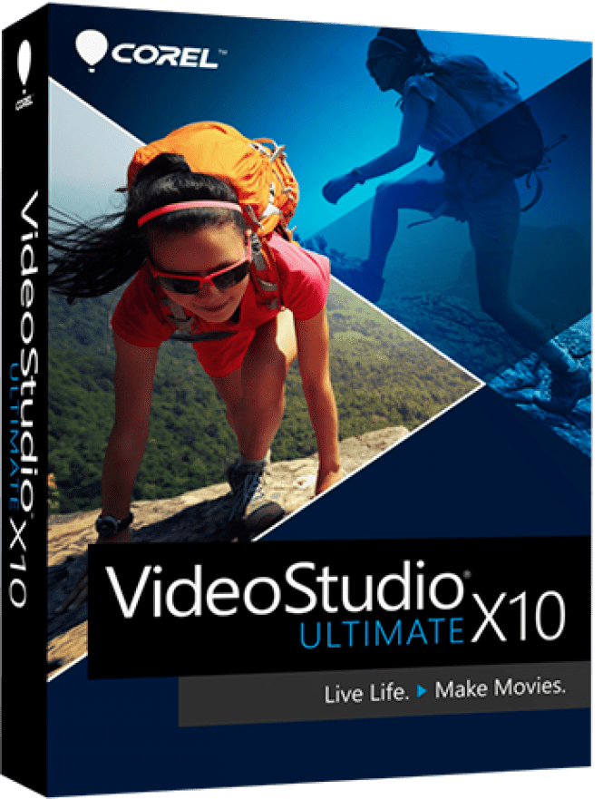 лого программы Corel VideoStudio