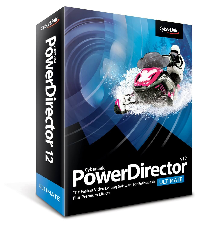 Логотип программы CyberLink PowerDirector
