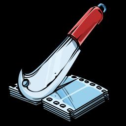 Логотип программы Machete Video Editor Lite