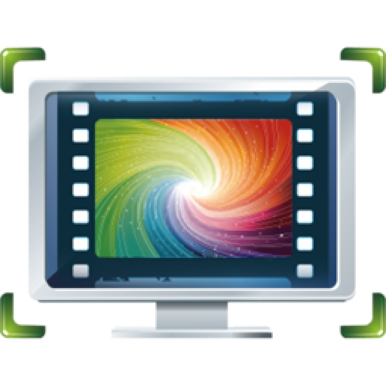 Логотип программы Movavi Screen Recorder Studio