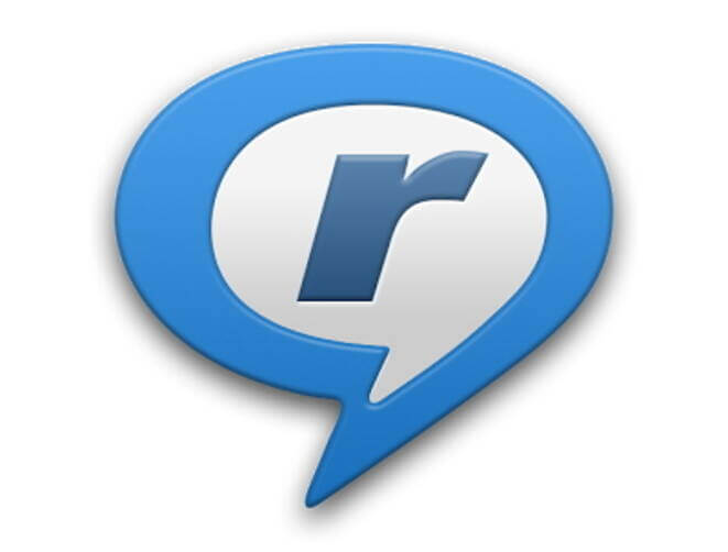 логотип программы Realdownloader