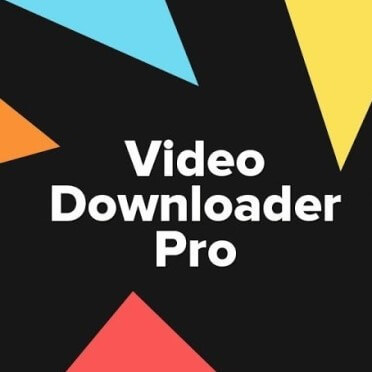 Логотип программы Video Downloader Pro