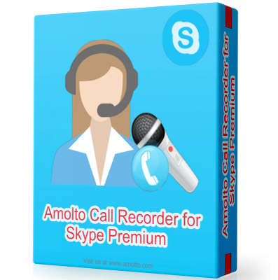 Логотип программы Amolto call recorder