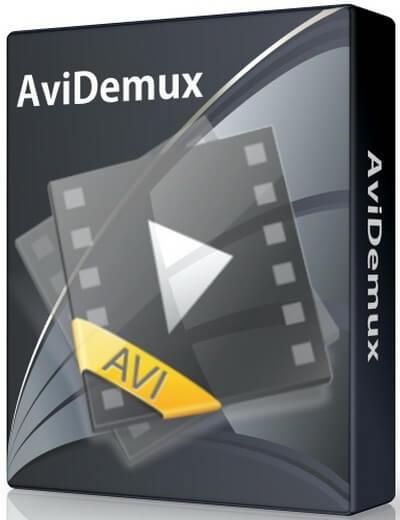 Логотип программы Avidemux