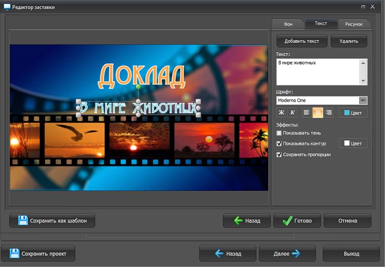 программа Экранная Камера отлично подходит для загрузки видео с ютуба на компьютер