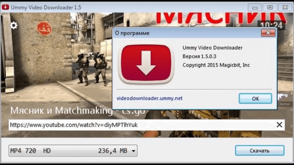 Инструкция по Ummy Video Downloader