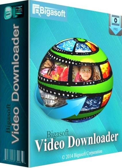 Логотип программы Video Downloader professional