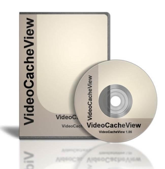 Логотип программы VideoCacheView