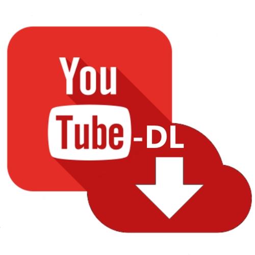 Логотип программы Youtube-dl